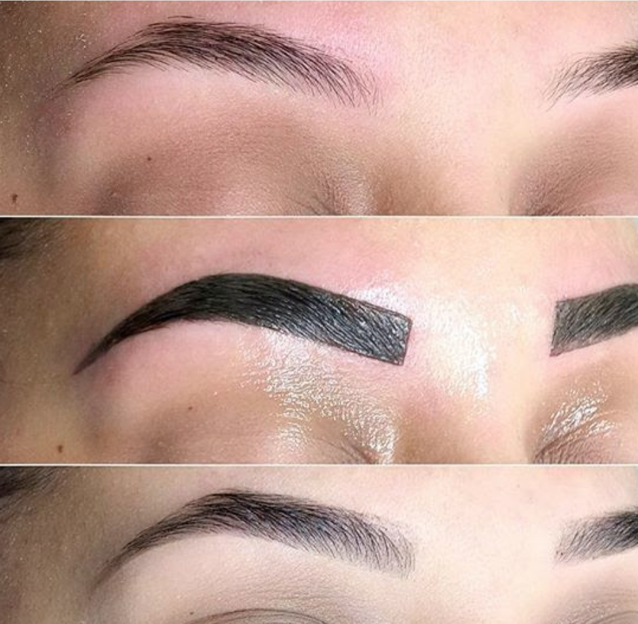 What Is The Difference Between Brow Henna And Tinting Brow Eyed Girl